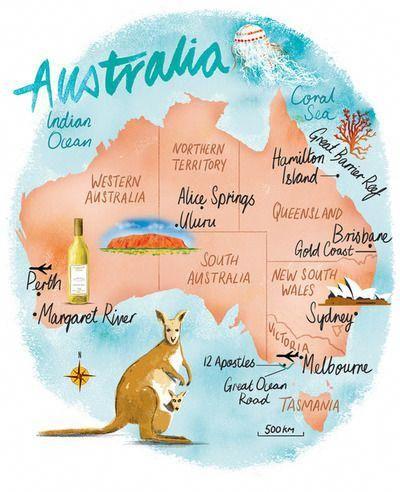 Travel To Australia Visa #TravelAustraliaToUsa #Australia.