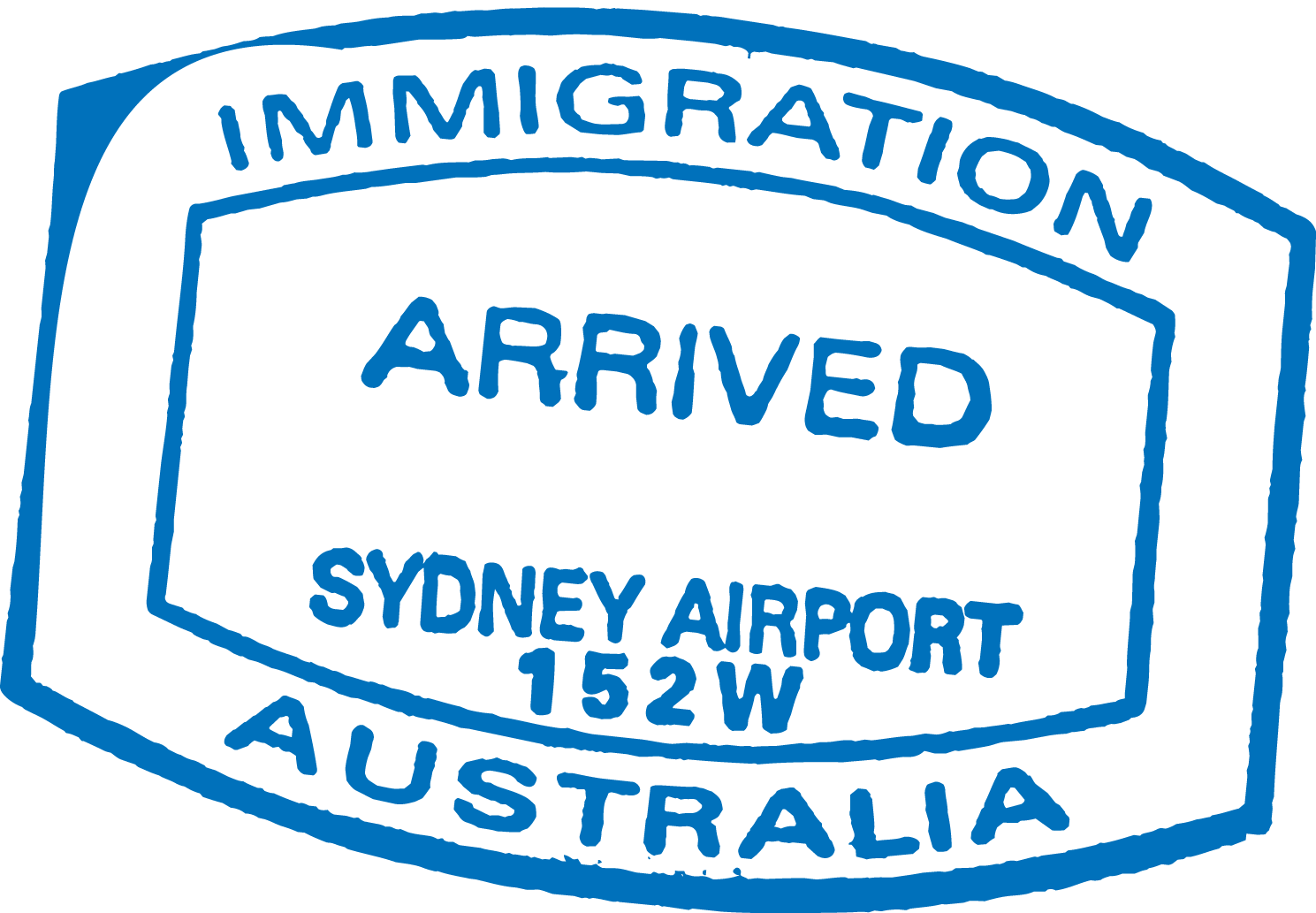 Immigration clipart immigration stamp, Immigration.