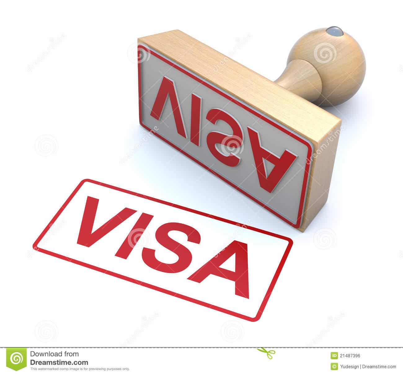 Visa Stock Illustrations.