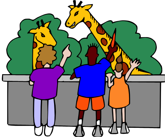 visit the zoo clipart Zoo Field trip Clip art clipart.