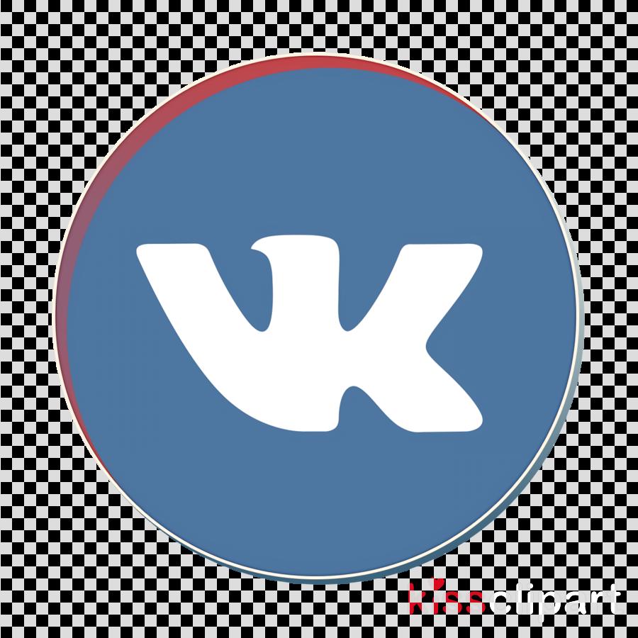 vk icon clipart.