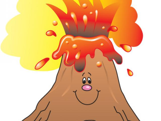 Free collection of Volcano clipart smiley face. Download transparent.