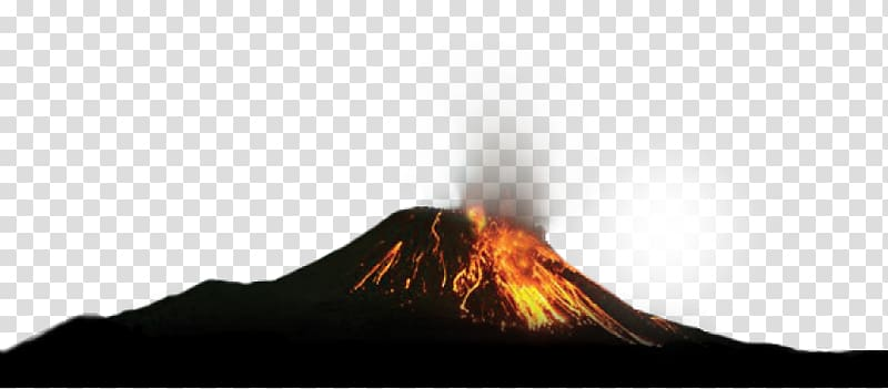 Kīlauea Stratovolcano Mount Taranaki, volcano transparent.
