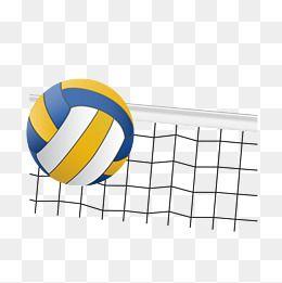 2019 的 Volleyball And Volleyball Net Vector, Volleyball.