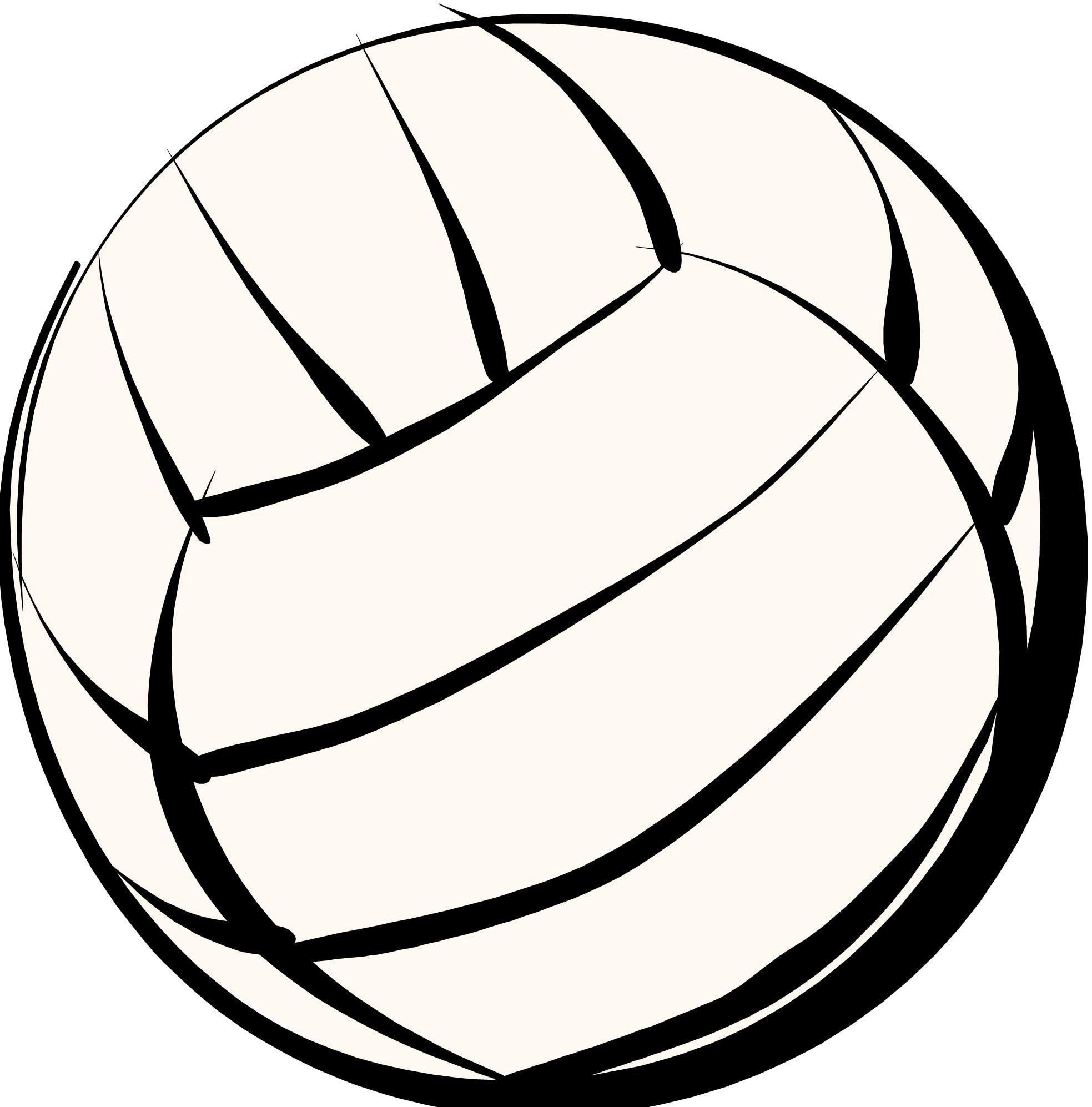 Free Volleyball Images.