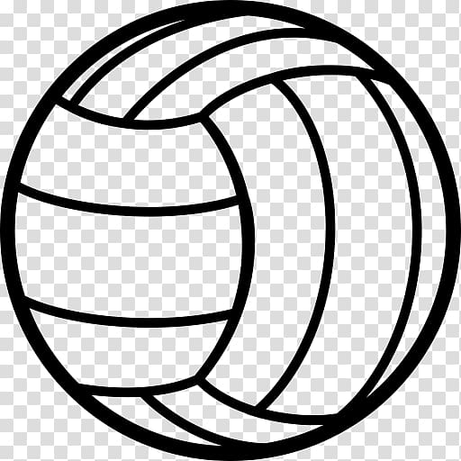 Beach volleyball Sport , Volleyball Ball transparent background PNG.