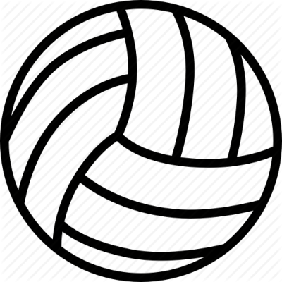 Download VOLLEYBALL Free PNG transparent image and clipart.