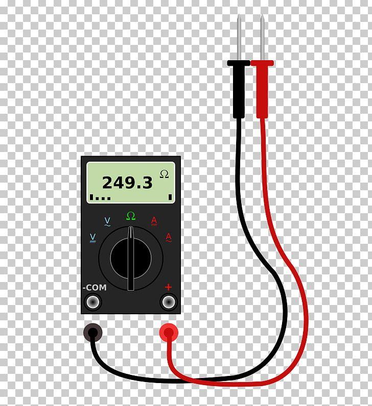 Digital Multimeter Voltmeter PNG, Clipart, Analogmultimeter.