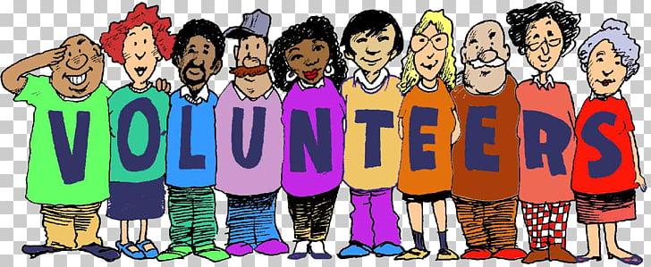 Volunteering , volunteer, Volunteers illustration PNG.