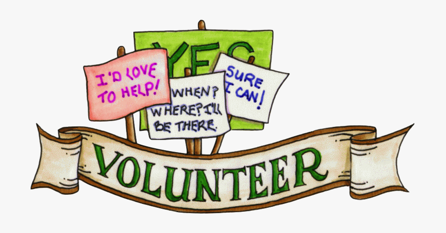 Thank You Volunteer Clip Art Free Clipart Images.