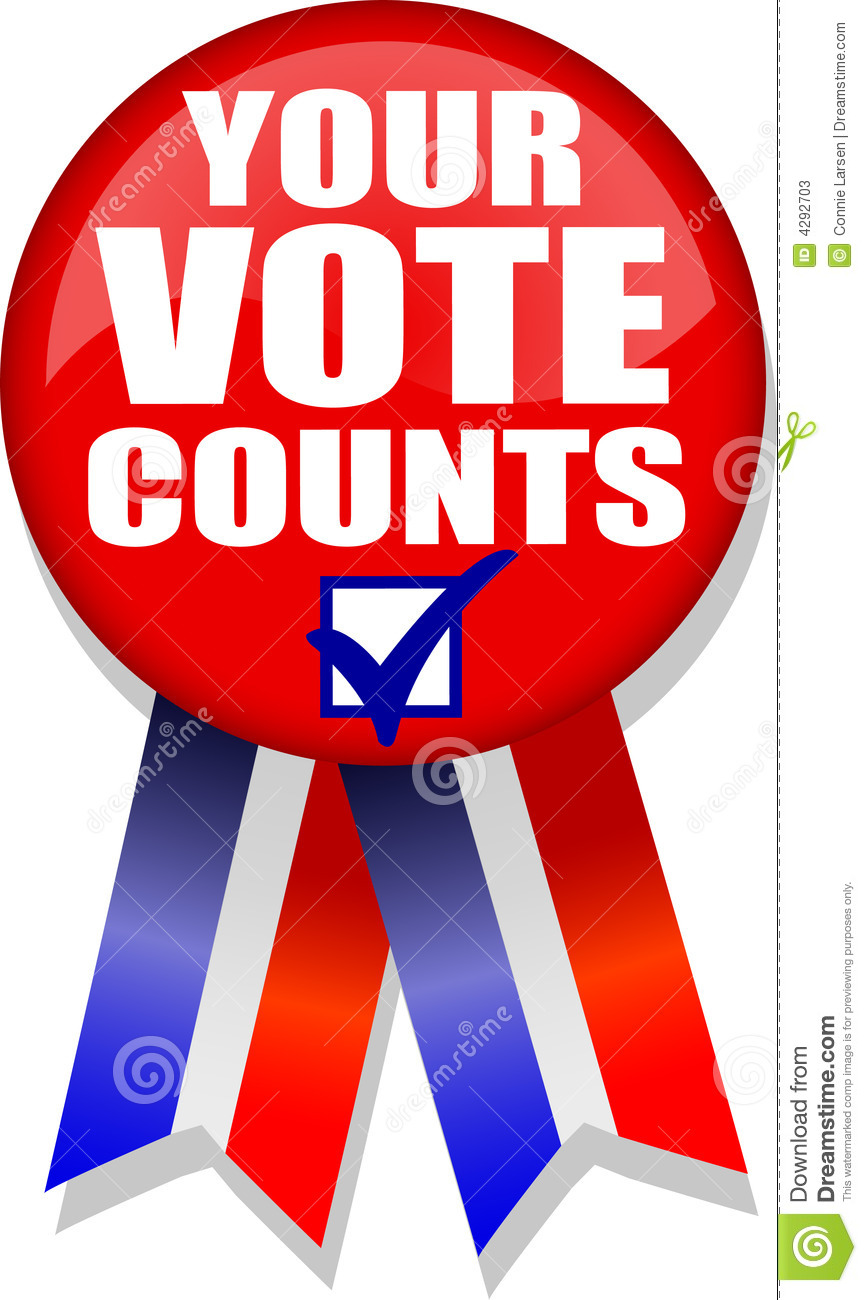 Voting clipart election result.