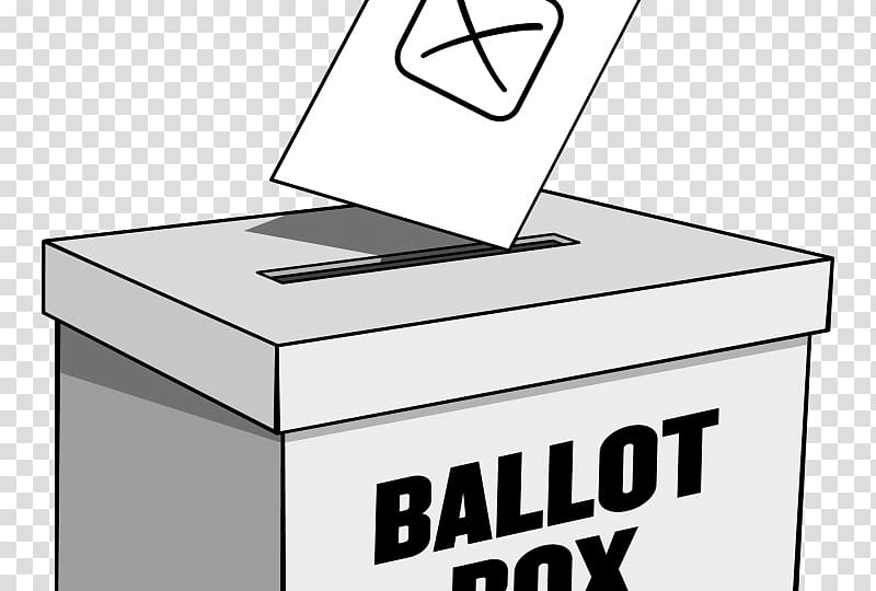 Ballot box Election Day (US) Voting, Ballot Box transparent.