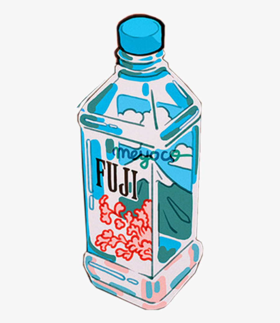 Transparent Fiji Water Aesthetic Clipart , Png Download.