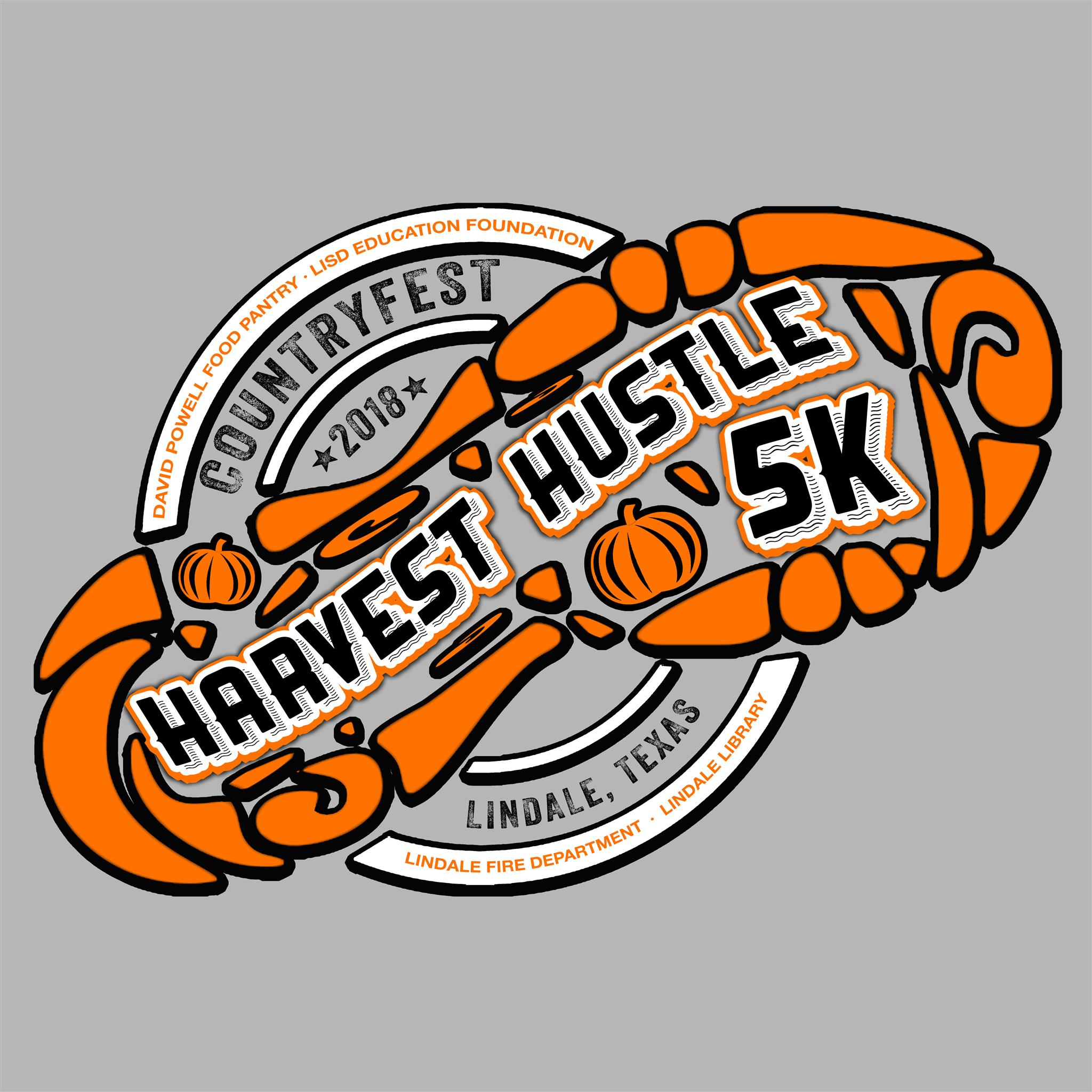 Harvest Hustle 5K Run/Walk.