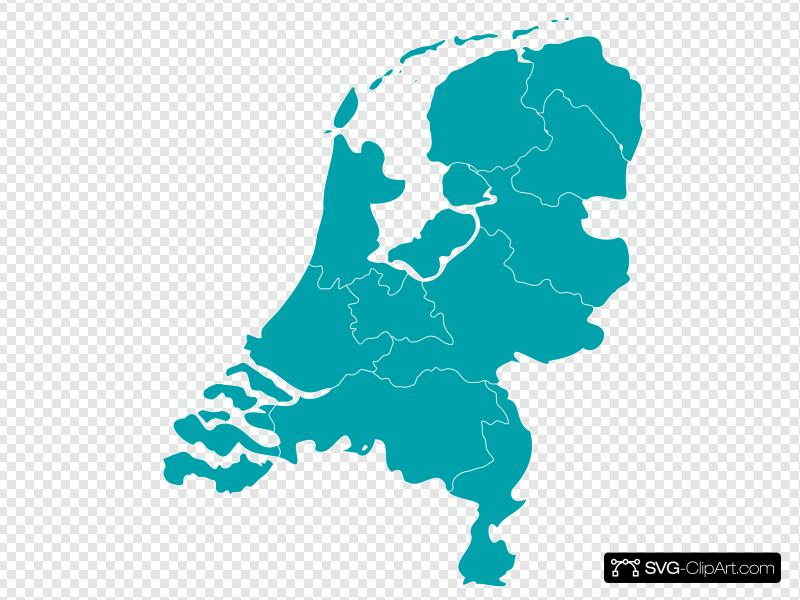 Nederland Groen Clip art, Icon and SVG.
