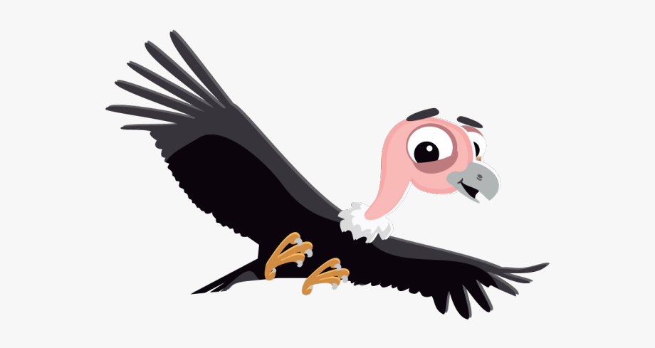 Vulture Clipart Vulture Bird.