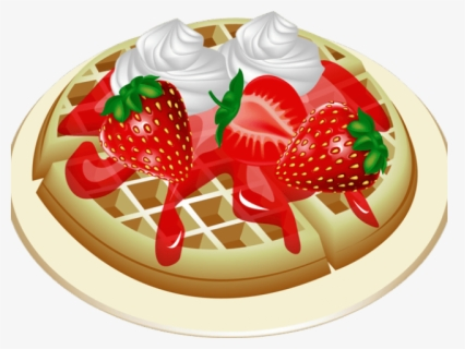 Free Waffles Clip Art with No Background.