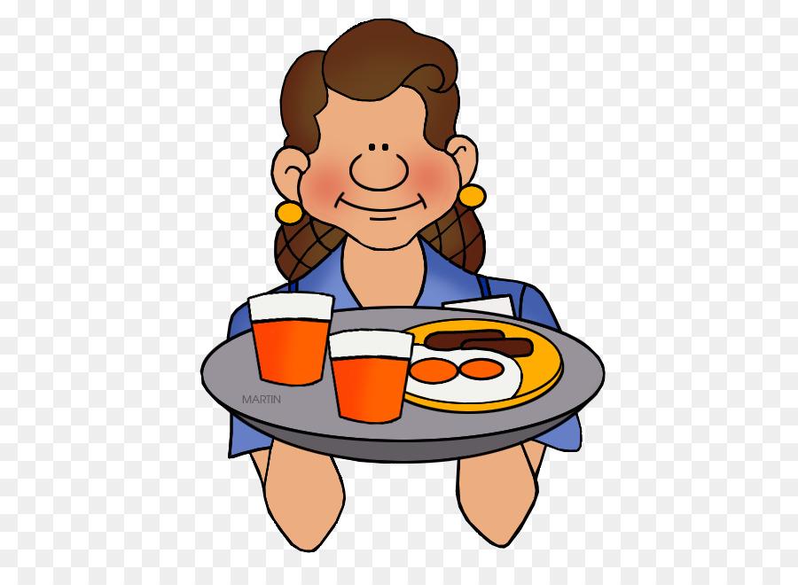 waitress clip art clipart Waiter Clip art clipart.