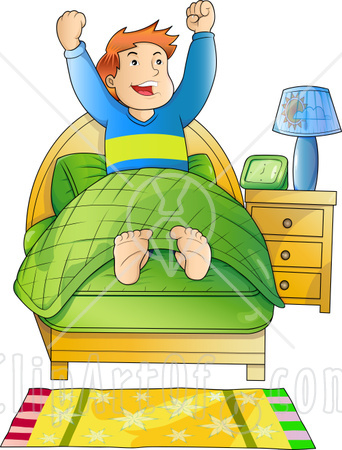 Free Waking Up Cartoon, Download Free Clip Art, Free Clip.