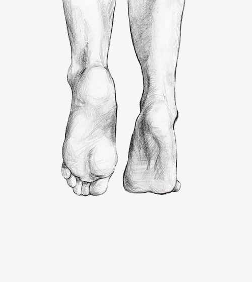 Walking Feet, Walking Clipart, Black And White, Legs And Feet PNG.
