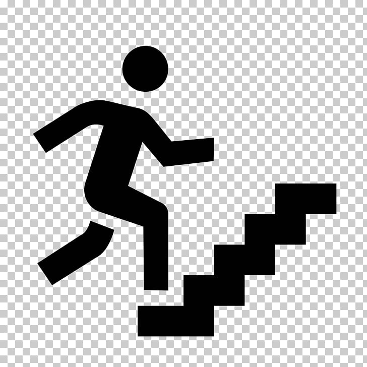 Up Stairs Computer Icons , steps, upstairs sign illustration.