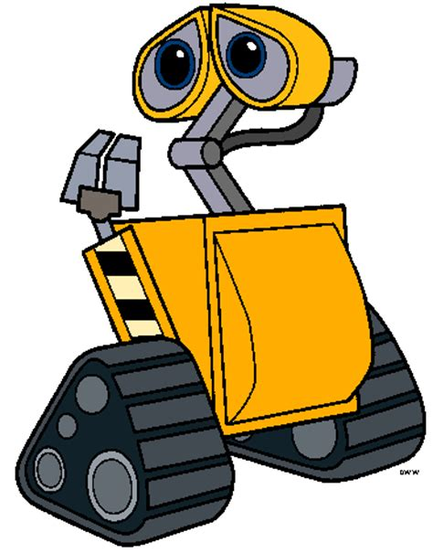 Wall e clipart 6 » Clipart Station.