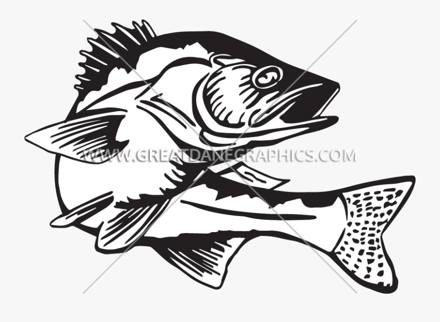 Walleye Clipart Png Transparent Library.