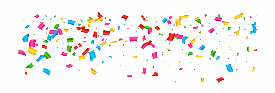 Confetti Clipart Wallpaper Welcome 2019 Images Hd.
