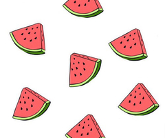 Watermelon Clipart Tumblr.