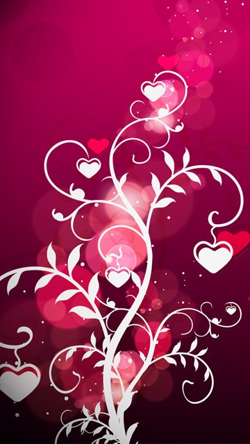 Free Animated Cute Love Wallpapers For Mobile Phones.