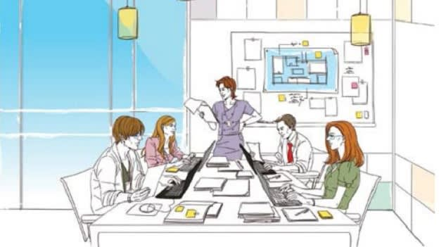 Article: Scenario Planning for Human Resources: Key to.