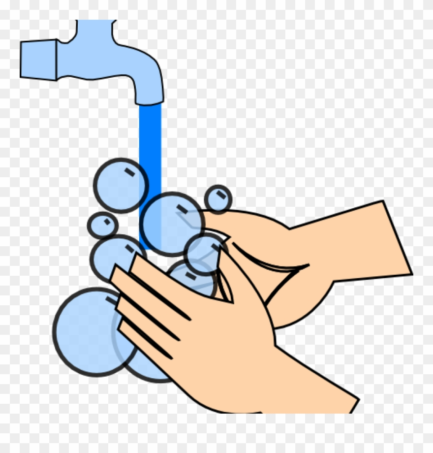 Clipart Washing Hands Washing Hands Clip Art At Clker.