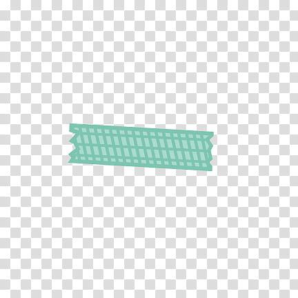 Ressource Washi tape edition, green striped strap.