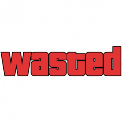 Gta wasted clipart Transparent pictures on F.