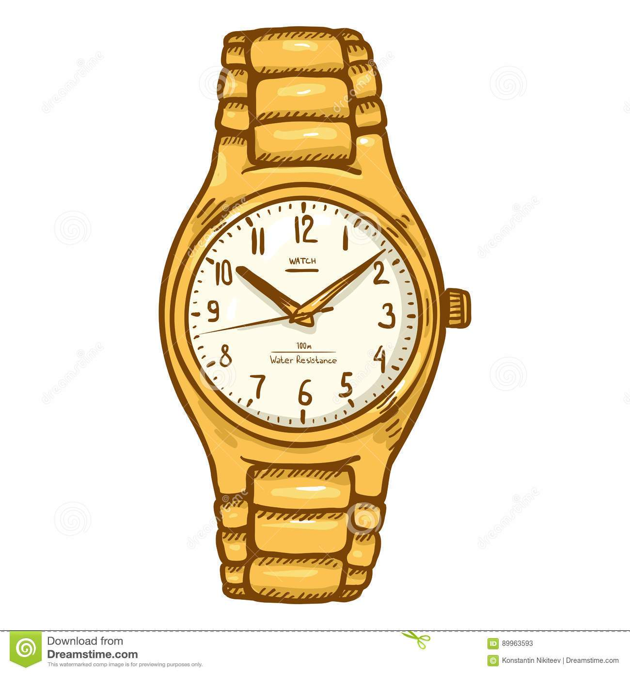 Kids wrist watch clipart 3 » Clipart Portal.