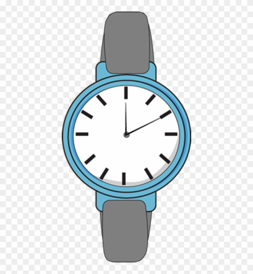 Clipart Of A Watch.