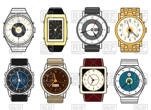Watches clipart 5 » Clipart Station.