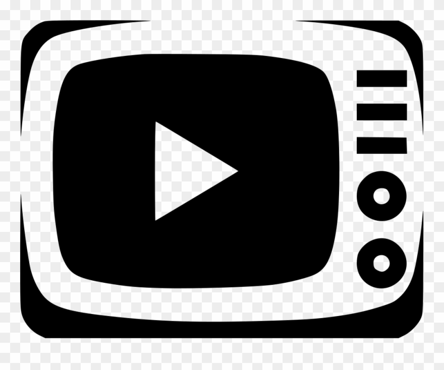 Television Tv Video Movie Show Watch Svg Png Icon Free.