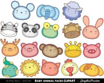 Sea Animal Clipart Under the Sea Baby Sea Creatures Clip Art.
