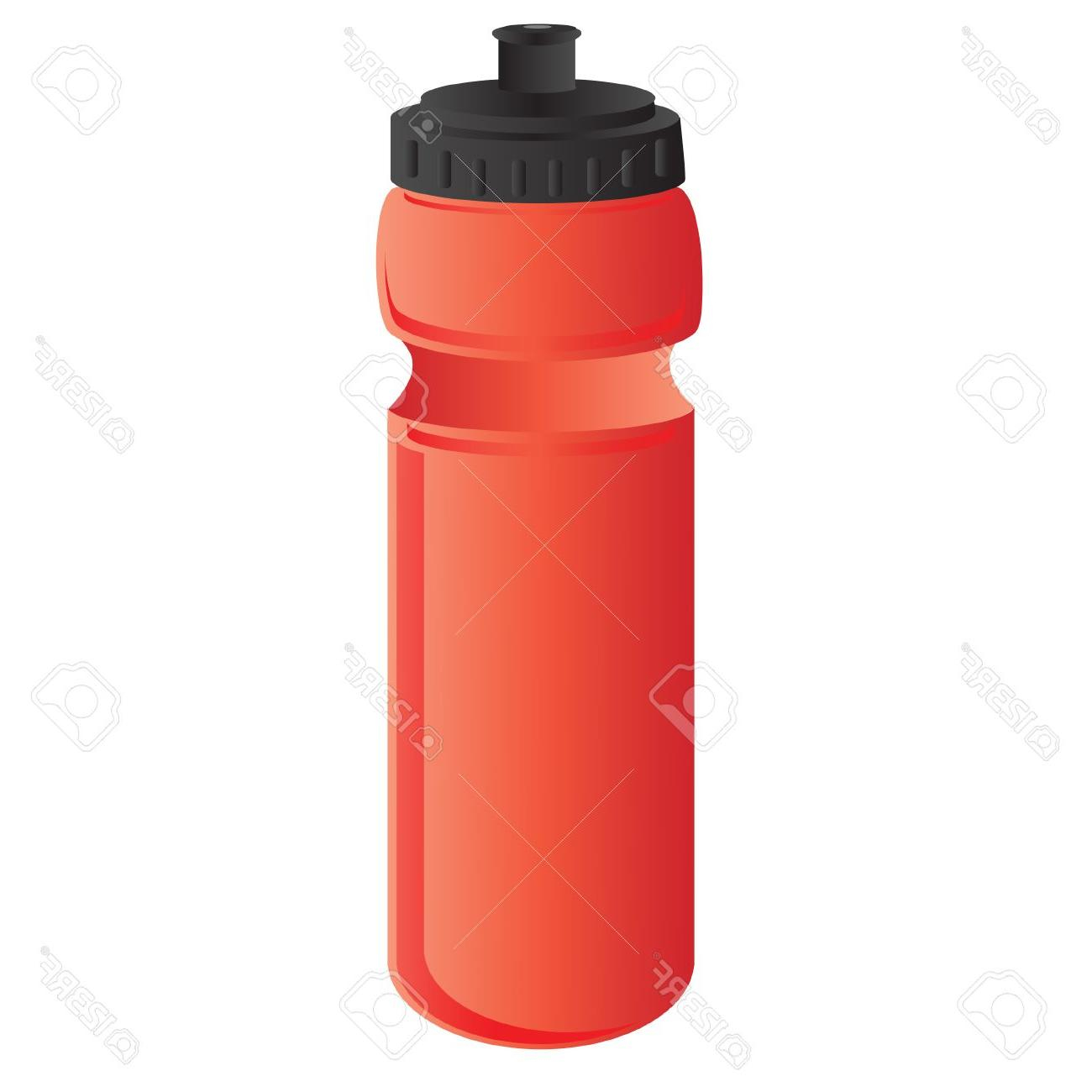 Water Bottles Clipart to print.