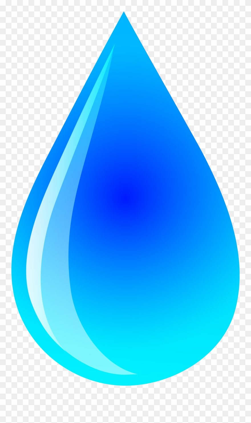 15 Water Drop Clip Art.