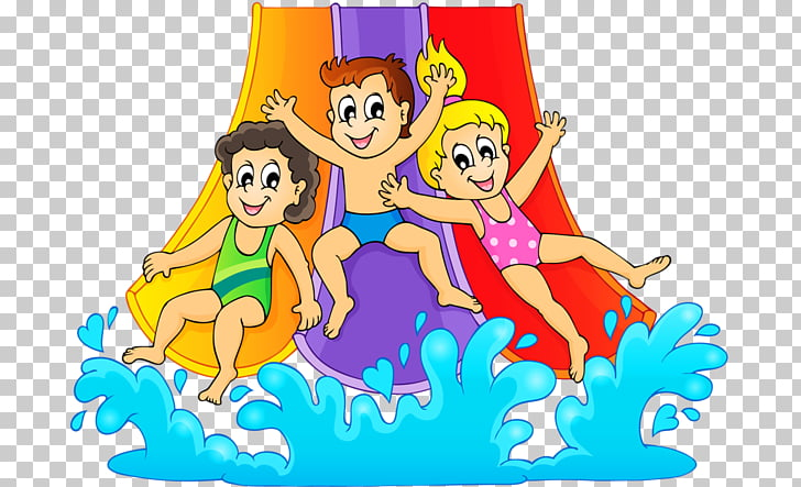 Water slide Water park , child PNG clipart.