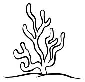 Water Plant Clip Art.