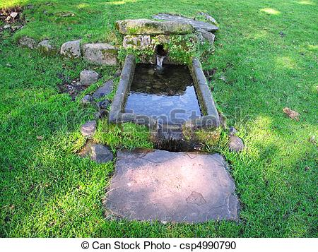 Water Spring Clipart.