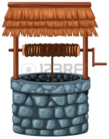 1,723 Water Well Stock Vector Illustration And Royalty Free Water.