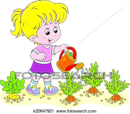 Watering Plants Clipart (92+ images in Collection) Page 3.