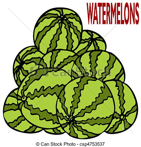 Watermelon Stack.