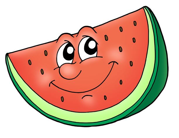 Watermelons Clipart.