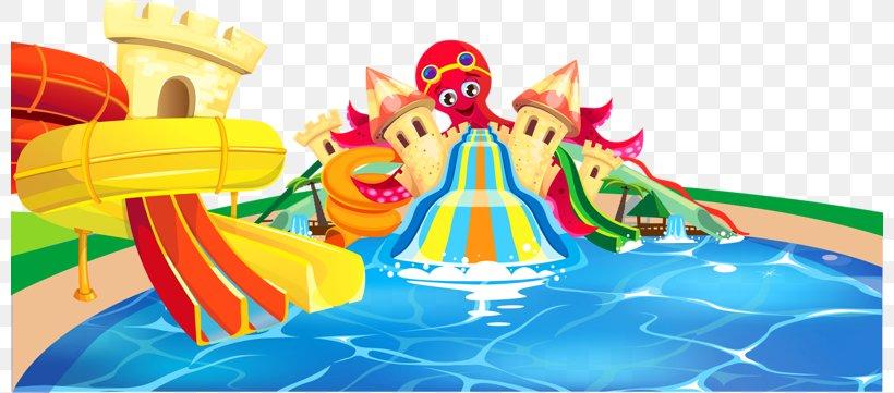 Water Park Clip Art, PNG, 800x361px, Water Park, Amusement.