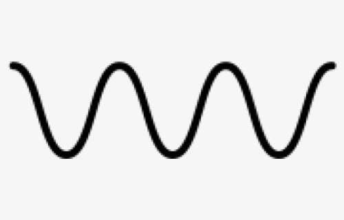 Free Wavy Line Clip Art with No Background.